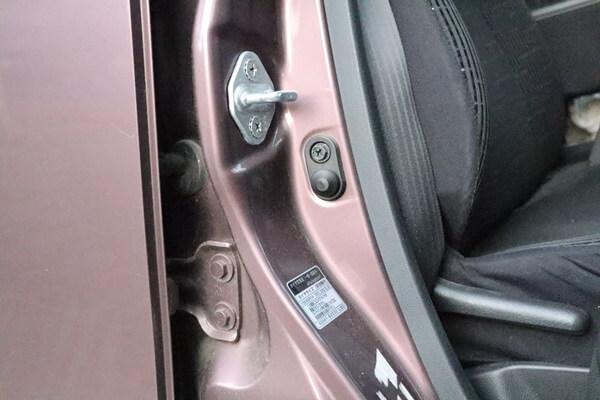 運転席のドア